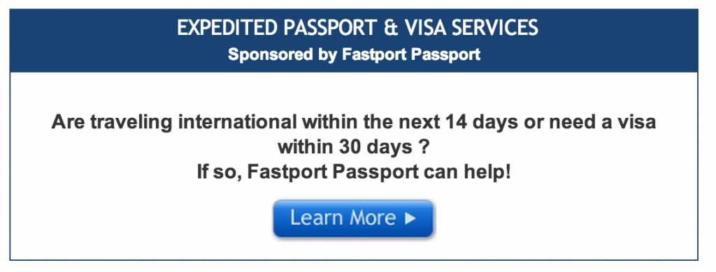 Fastport Passport Services