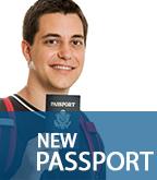 New Passport Instructions