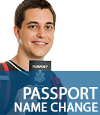Passport Name Change Instructions