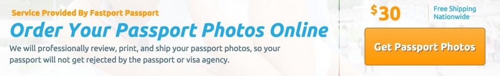 Order passport photos online