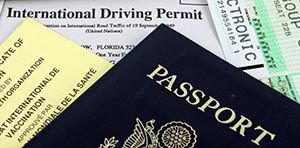 International Driver Permit