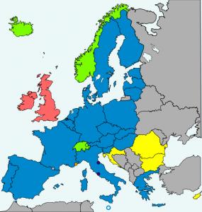 Schengen-participation