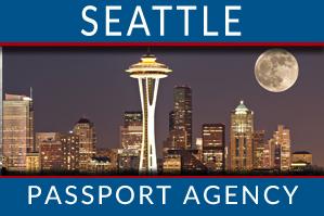 SEATTLE Passport Agency