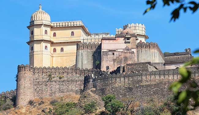 Kumbhalgarh Fortress Udaipur