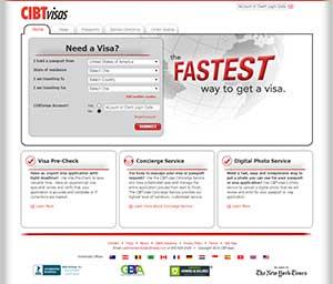 CIBT Passport & Visa Services