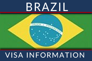Brazil Visa – How to Get a Brazilian Visa for U.S. Citizen