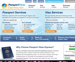 Passport Visa Express
