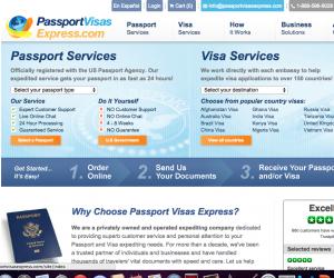 Passport Visa Express