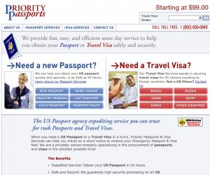 Priority Passports