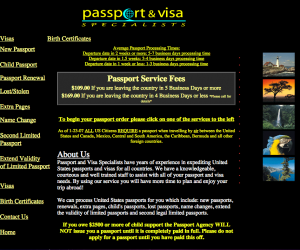 Quick Passport