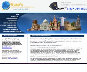 Sams Passport