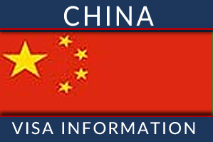 China Visa – Tourist & Business Visa Information Guide