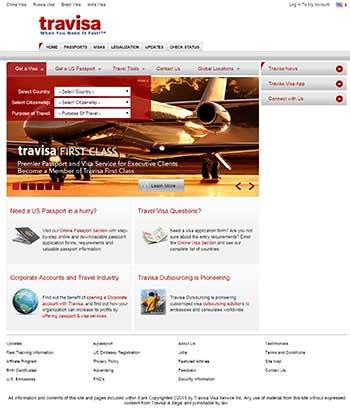 Tra Visa Passport
