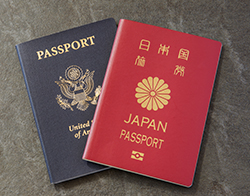 Can you hold two passports at once