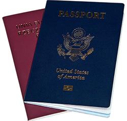 Dual Passport
