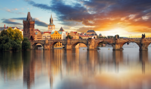 Travel Tips: The Best Way to Get Around Prague, Czech Republic