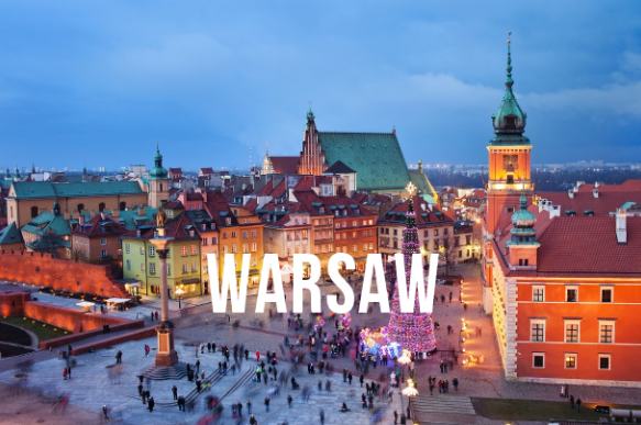 Travel Tips: Poland, Hungary, and Czech Republic warsaw