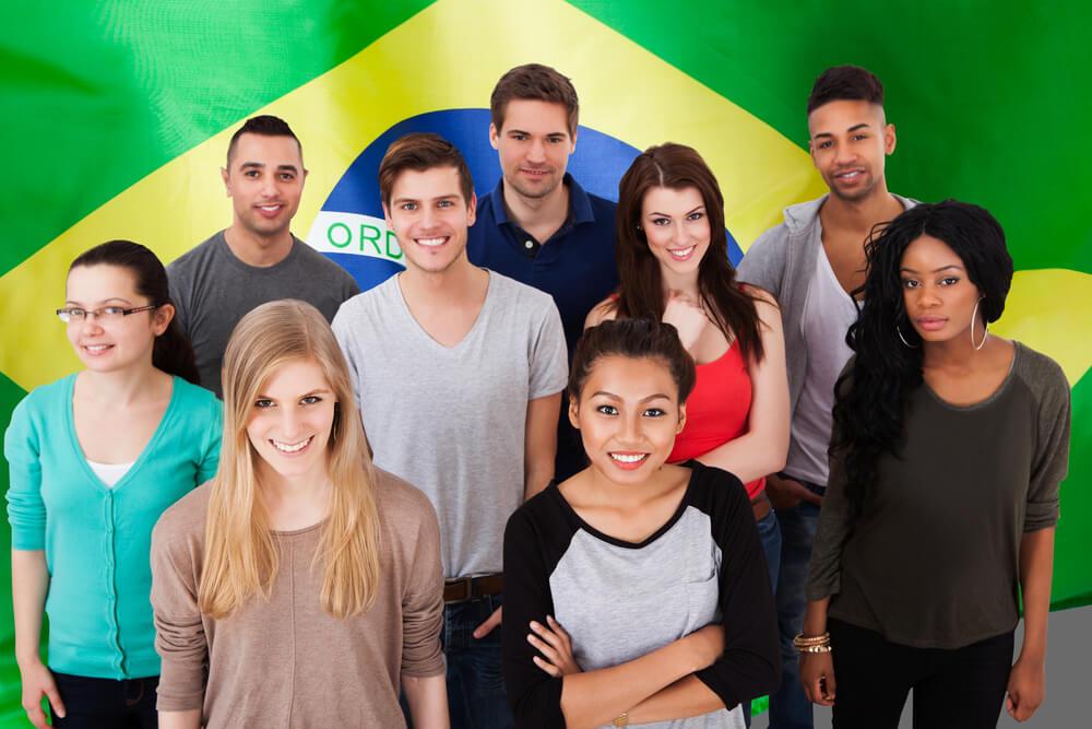 Study Abroad Brazil students
