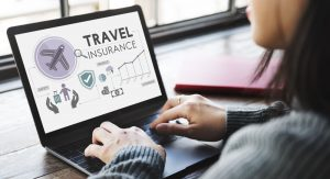 travel insurance search