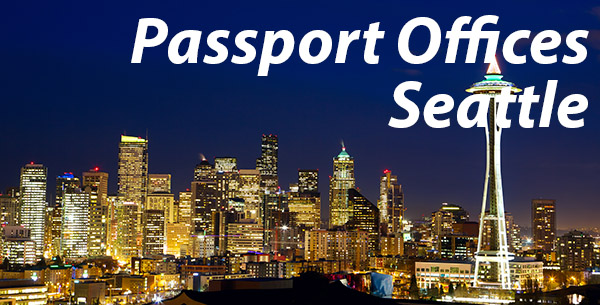 Passport Offices In Seattle