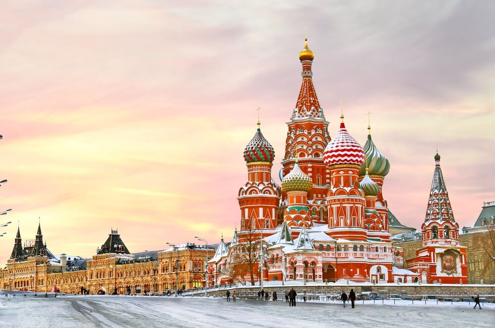 Dickinson College Study Abroad in Moscow