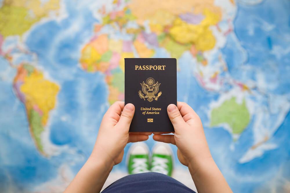 renew a childs passport