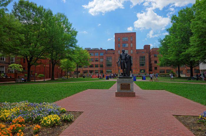 George Washington University Study Abroad Program