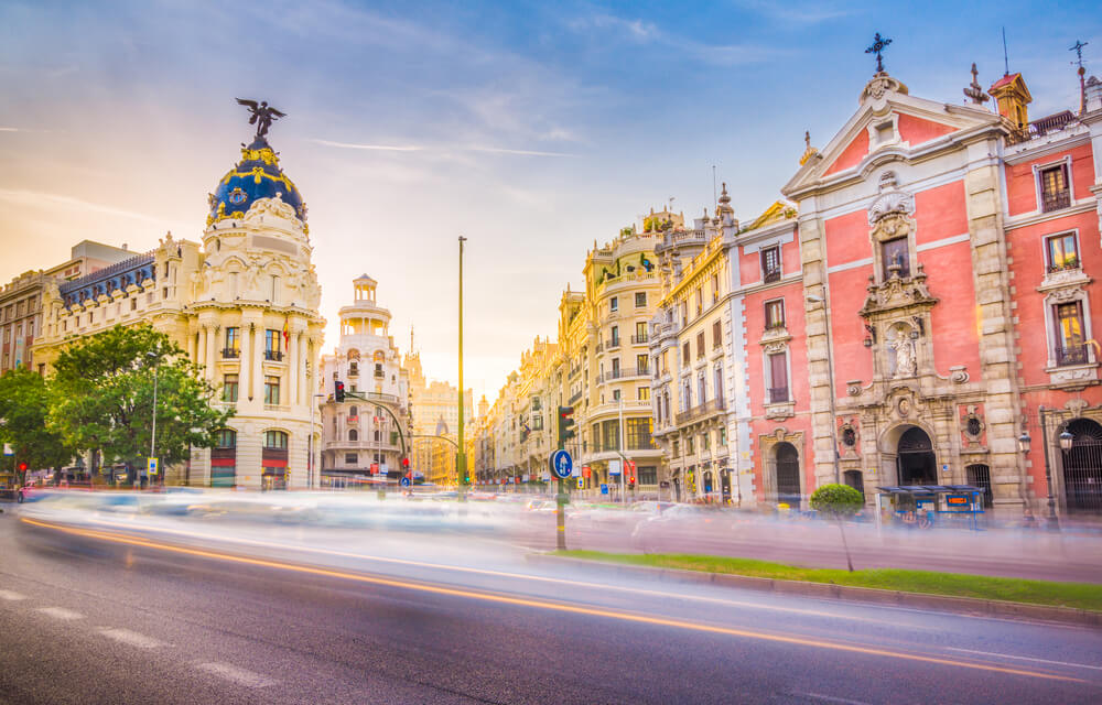 Suffolk University Study Abroad Program Madrid Spain