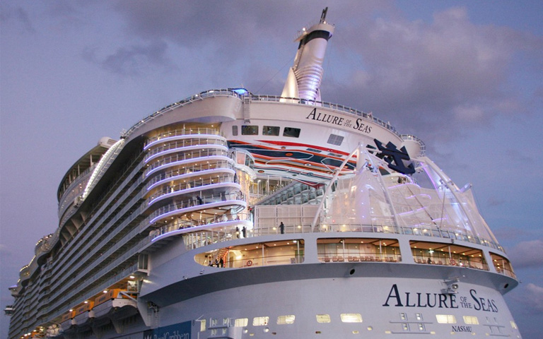 Allure Of The Seas Cruise Ship Expert Reviews Passport Information - Allure cruise ship