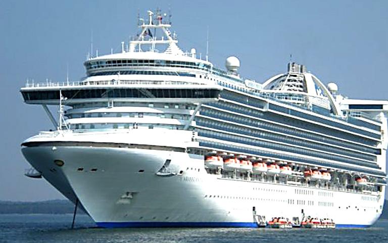 Sun Princess Cruise Ship – Expert Reviews & Passport Information