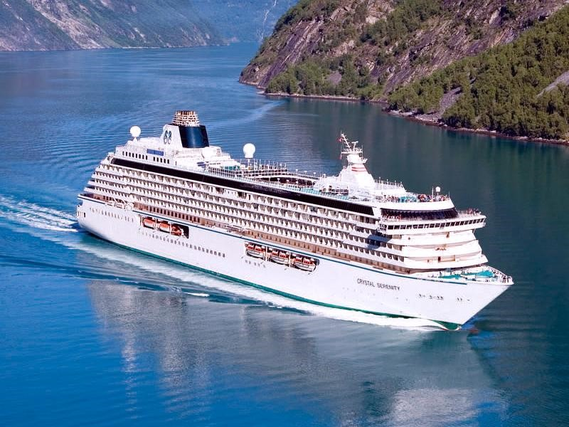 Best Cruise Ships The Top Cruise Ships - Best cruise ships for young adults