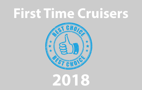 First Time Cruisers 2018