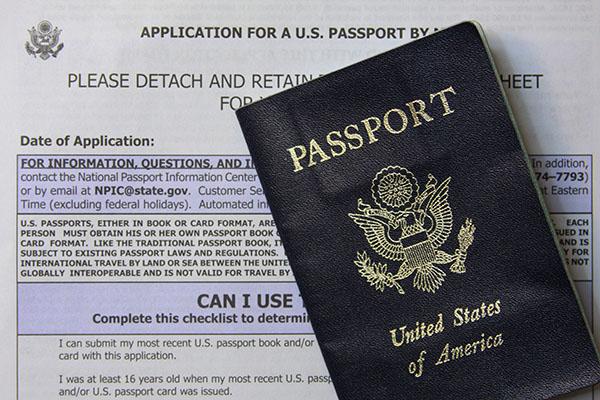 Meeting the passport requirements