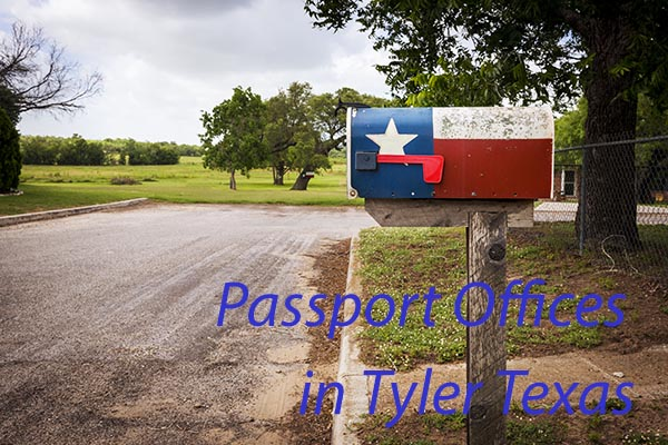 Tyler Passport Offices