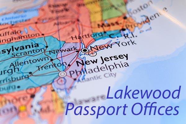 Lakewood Passport Offices