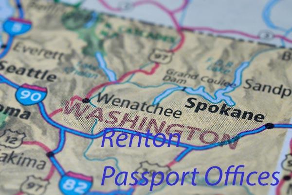 Renton Passport Offices