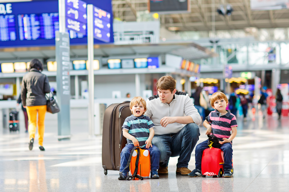 The Single Parent's Guide to Getting a Kids Passport