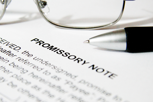 How to Repay a Promissory Loan