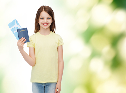 When You Should Get Your Child Passport